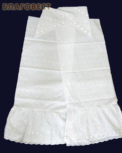 Венчальный комплект. Два полотенца, две салфетки (  -  )