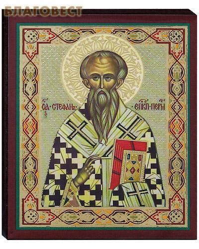 Икона святитель Стефан Пермский