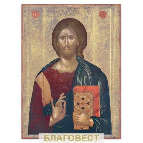 Икона Иисус Христос Пантократор (Греческий)