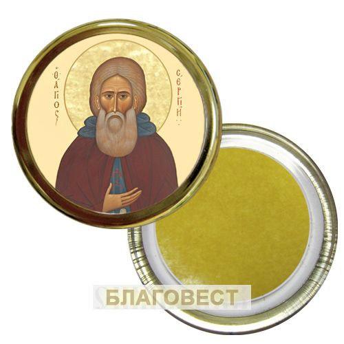 Икона Св. прп. Сергий Радонежский