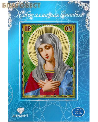 Набор со стразами Пресвятая Богородица