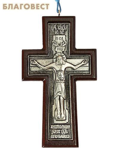 Крест Годеновский автомобильный подвесной