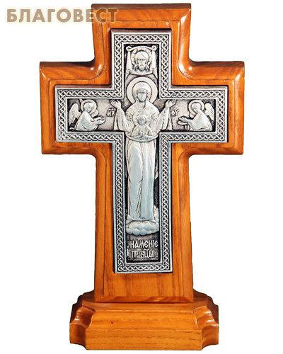Крест гальванический на подставке