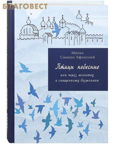 Птицы небесные или через молитву к священному безмолвию. Монах Симеон Афонский