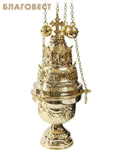 Кадило в форме храма