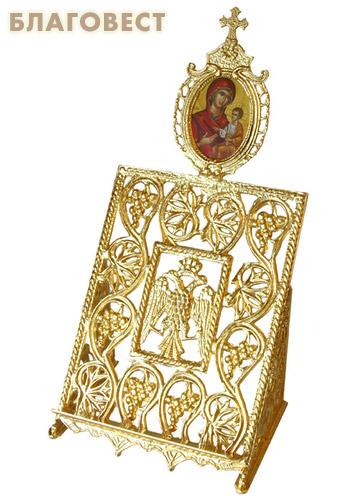 Подставка для Евангелия с иконой