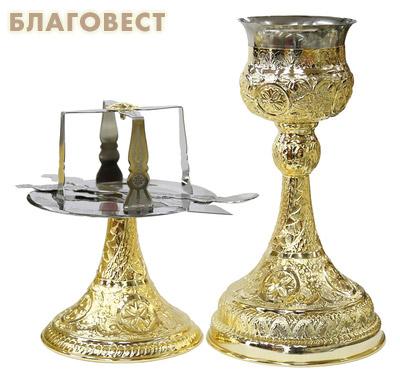 Евхаристический набор, чаша 0,45л.