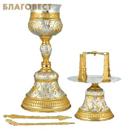 Евхаристический набор, чаша 0,5л.