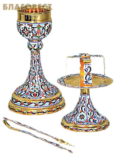 Евхаристический набор, чаша 0,65 л.