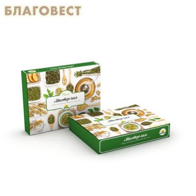 Набор Мастер чая с зеленым чаем