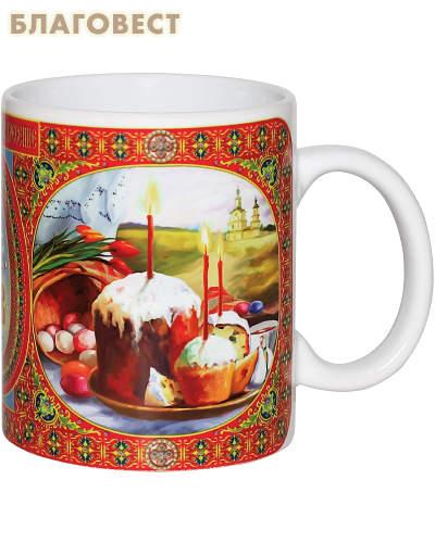 Кружка с чаем. Цейлонский чёрный крупнолистовой чай, 50 г. Сорт Высший. Срок годности 24 месяца
