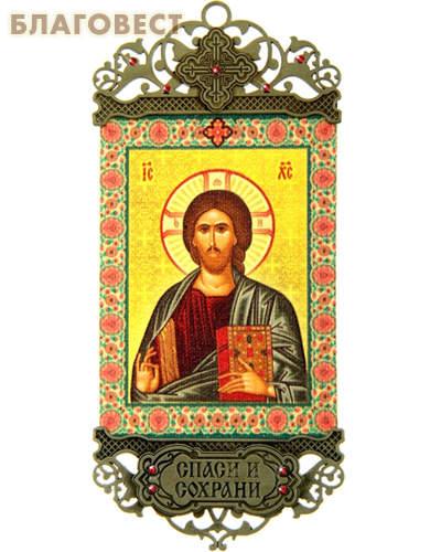Икона-хоругвь Господь Вседержитель