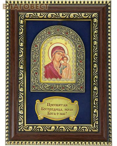 Панно Казанская икона Божией Матери
