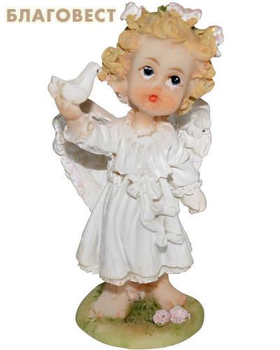 Ангел керамический