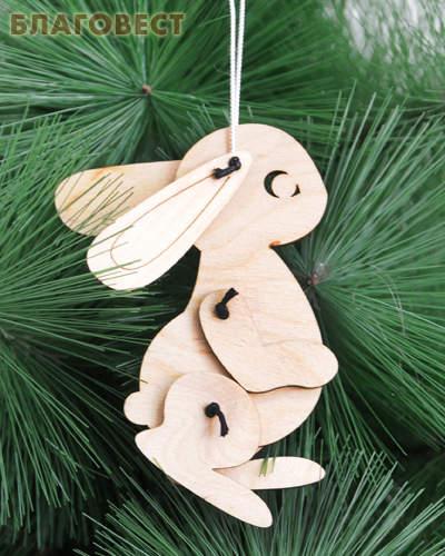 Рождественская сувенир для раскрашивания