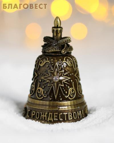 Рождественский колокольчик