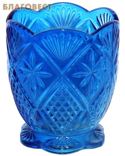 Лампада синяя