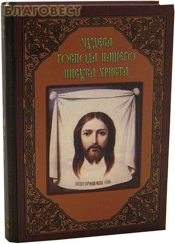 Чудеса Господа нашего Иисуса Христа ( Спасская церковь -  )