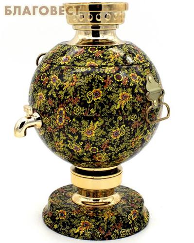 Чай Самовар подарочный