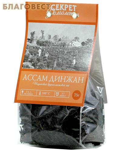Чай Ассам динжан, 75г