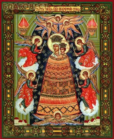 молитва иконе прибавление ума: