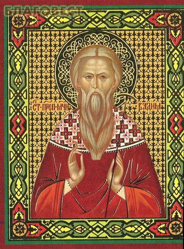 Икона Святой преподобномученик