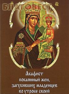 молитва жінки яка в утробі убила младенца конечного продукта