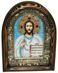 Икона Господь Вседержитель (возможны различия в цветовой гамме)