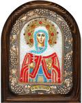 Икона Святая мученица Наталия (возможны различия в цветовой гамме)