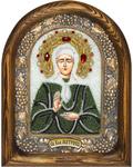 Икона Святой Блаженной Матроны Московской (возможны различия в цветовой гамме)