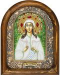 Икона Святая мученица Татиана (возможны различия в цветовой гамме)
