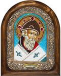 Икона Святитель Спиридон (возможны различия в цветовой гамме)