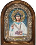 Икона Святой Великомученик Пантелеймон (возможны различия в цветовой гамме)