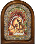 Икона Божией Матери Касперовская (возможны различия в цветовой гамме)