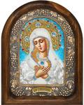 Икона Божией Матери Умиление (возможны различия в цветовой гамме)