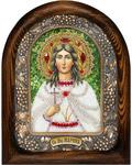 Икона Святая мученица Марина (возможны различия в цветовой гамме)