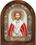 Икона Святой благоверный князь Олег (возможны различия в цветовой гамме)