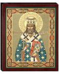 Икона святитель Иннокентий епископ Иркутский