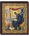 Икона святой апостол и евангелист Марк