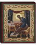 Икона святой апостол и евангелист Матфей