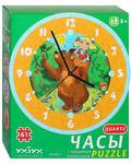 Сборная пазл-игрушка Часы