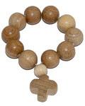 Четки деревянные Можжевельник.10 зёрен, (диаметр 10 мм)