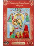 Набор для вышивания бисером Пресвятая Богородица