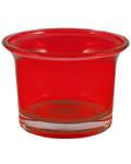 Лампада, цвет красный