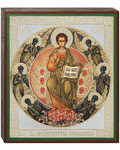Икона Господь Вседержитель Еммануил
