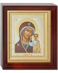 Икона в киоте Пресвятая Богородица