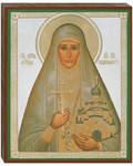 Икона Святая мученица великая княгиня Елисавета