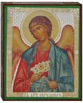 Икона Архангел Иегудиил, аналойная малая