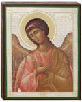 Икона Архангел Селафиил, аналойная малая