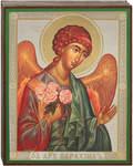 Икона Архангел Варахиил, аналойная малая